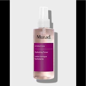 Murad brand new hydrating spray toner soothe skin